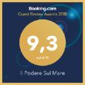 B&B Guest Review Award 2017